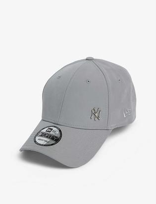 New Era 9FORTY Flawless New York Yankees canvas baseball cap