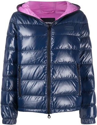 Duvetica Zipped Padded Jacket
