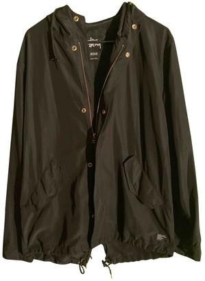 Stussy Black Synthetic Jackets