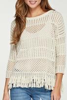 Love Stitch Lovestitch Crochet Sweater