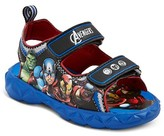 Marvel Toddler Boys' Avengers Light Up Sandal