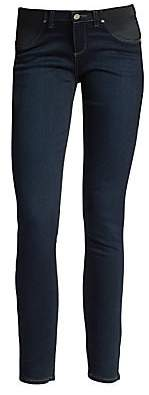 Paige Women's Verdugo Skinny Ankle Maternity Jeans