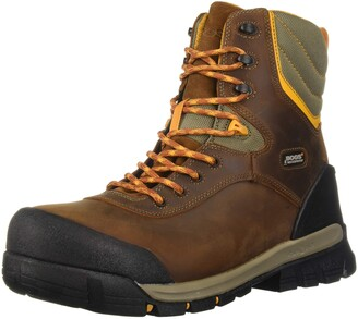 "Bogs Men's Bed Rock 8"" Insulated Composite Toe Industrial Boot"