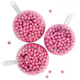 BuySeasons Shimmer Pink Sixlet Candy Party Pack