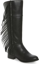 Steve Madden Jtarli Fringe Boot (Toddler, Little Kid & Big Kid)