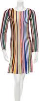 Missoni Striped Mini Dress