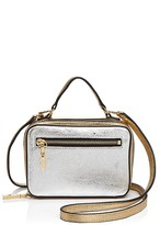 Milly Mixed Metallic Mini Satchel