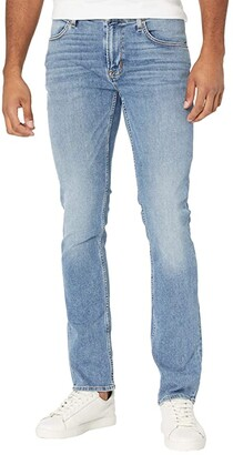 Hudson Byron Five-Pocket Straight Zip Fly in Irving Park (Irving Park) Men's Jeans