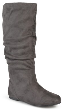 Journee Collection Rebecca Wide Calf Boot