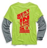 Champion Boys' Hangdown Best Team In The Game Tee Shirt