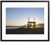 Sonic Editions Malibu Sunrise (Framed)