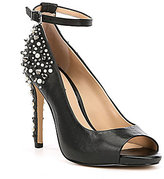 Gianni Bini Naraa Studded Pumps