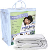 Protect A Bed PROTECT-A-BED Protect-A-Bed Student Bedding Protection Kit