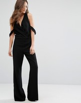 Bec & Bridge Black Orchid Jumpsuit