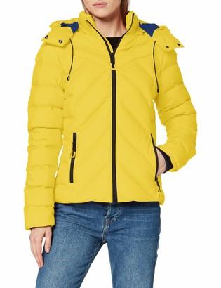 Superdry Women's CNY Chevron Down Jacket