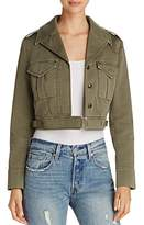 Fillmore Eisenhower Cropped Jacket