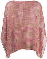 M Missoni knitted tunic - women - Polyamide/Polyester/Viscose/Metallic Fibre - One Size
