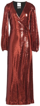 Black Coral 3/4 length dresses