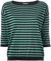 Societe Anonyme light striped top