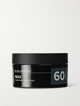 Blind Barber 60 Proof Wax, 75ml