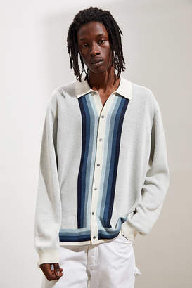 Urban Outfitters Lightweight Polo Cardigan