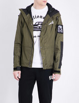 Billionaire Boys Club Patch-detail shell jacket