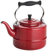 Bonjour Tea Enamel-on-Steel Gooseneck Tea Pot- 2 Quart