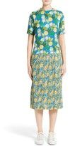 Julien David Women's Print Twill Dress