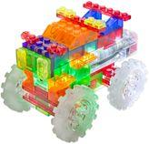 Laser Pegs 6-in-1 Light Up Model Monster Truck Construction Set