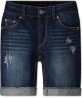 Levi's 511 Frayed Ripped Cut-Off Shorts, Big Boys (8-20)