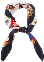 DSquared Dsquared2 Printed scarf