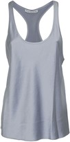 Alexander Wang Racer Back Tank Top