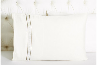 Kumi Kookoon Braille Pillowcase - White/Gray