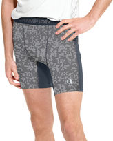 Champion Powerflex Print Compression Shorts
