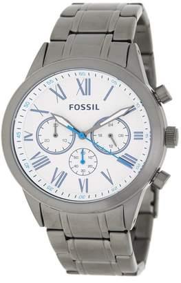 Fossil Men's Flynn Bracelet Watch, 44mm