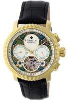 Heritor Men's Automatic HR3505 Aura Watch