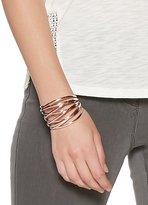 M&Co Lattice wrap cuff bracelet