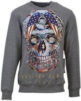 Philipp Plein Sweatshirt With Skull