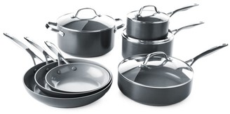Green Pan Valencia Pro Ceramic Non-Stick 11-Piece Cookware Set