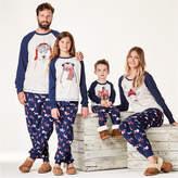 Asstd National Brand #FAMJAMS Woodland Creatures Family Pajama Set- Men's