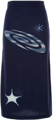 Onefifteen Space Knit Skirt