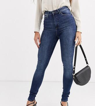 Vero Moda Tall skinny jean in medium blue