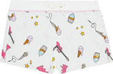 Juicy Couture Juicy Doodles cotton shorts 4-14 years