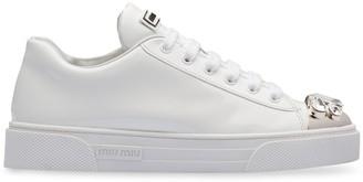 Miu Miu Low-Top Sneakers