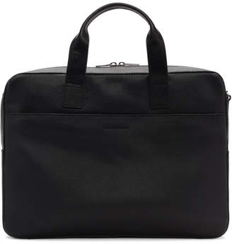 Black Bourdaini Briefcase