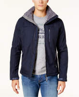 Superdry Men's Windtrekker Fleece-Lined Windbreaker