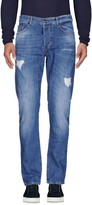 Frankie Morello Denim pants - Item 42622427