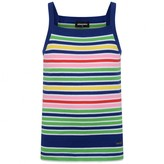 DSQUARED2 Dsquared2Girls Striped Cotton Knitted Dress