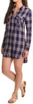 Jachs Girlfriend NY Christa Cotton Shirt Dress - Long Sleeve (For Women)