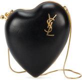 Saint Laurent Love monogram clutch bag